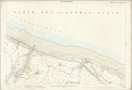 Yorkshire XXXII.2 (includes: Newholm With Dunsley; Whitby) - 25 Inch Map