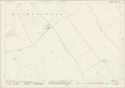 Berkshire XVIII.12 (includes: Ashbury; Bishopstone) - 25 Inch Map
