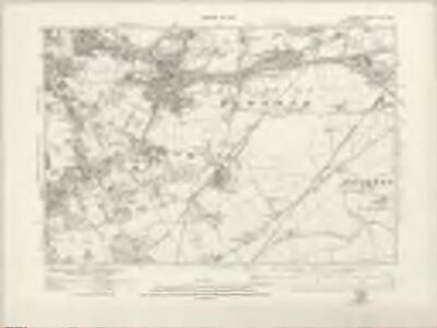 Durham VII.NW - OS Six-Inch Map