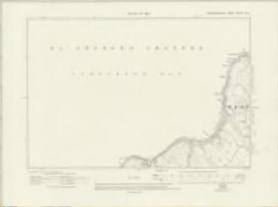 Caernarvonshire XXXVIII.SE - OS Six-Inch Map
