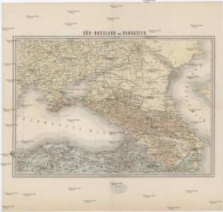 Süd-Russland und Kaukasien