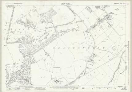 Bedfordshire XXVI.2 (includes: Gravenhurst; Shillington; Silsoe) - 25 Inch Map