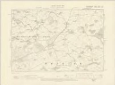Herefordshire XXIV.NW - OS Six-Inch Map