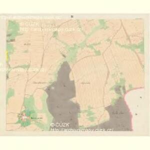 Straschkowitz - c7403-1-003 - Kaiserpflichtexemplar der Landkarten des stabilen Katasters