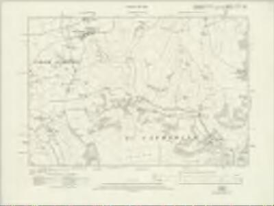 Gloucestershire LXXVII.NE - OS Six-Inch Map