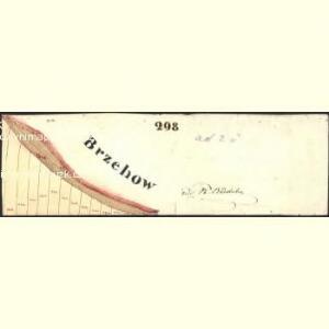 Roschowitz - c6390-1-005 - Kaiserpflichtexemplar der Landkarten des stabilen Katasters