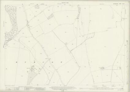 Oxfordshire XLVI.5 (includes: Clifton Hampden; Dorchester; Marsh Baldon; Nuneham Courtenay; Stadhampton; Toot Baldon) - 25 Inch Map