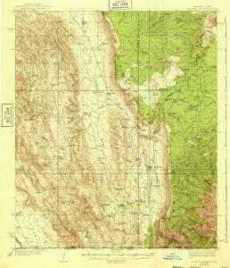 El Paso Gap