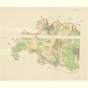 Schönlinde - c3522-1-003 - Kaiserpflichtexemplar der Landkarten des stabilen Katasters