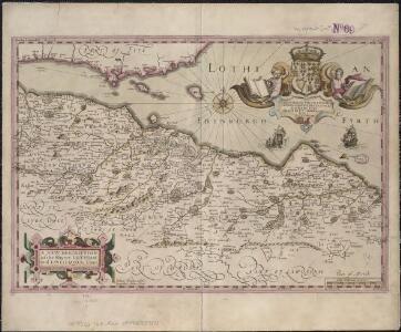 A new description of the shyres Lothian and Linlitquo