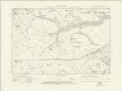 Derbyshire XXVIII.NW - OS Six-Inch Map