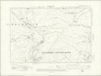 Denbighshire XLI.SE - OS Six-Inch Map