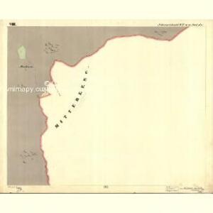 Schwarzhaid - c0872-1-009 - Kaiserpflichtexemplar der Landkarten des stabilen Katasters