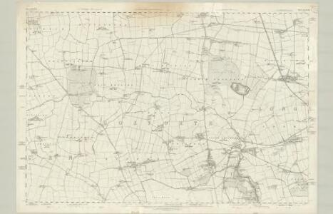 Northumberland LXXXVIII - OS Six-Inch Map