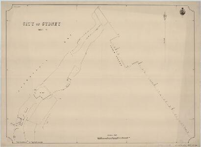City of Sydney, Sheet W2, 1888