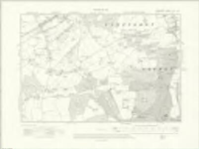 Hampshire & Isle of Wight XLIII.NW - OS Six-Inch Map