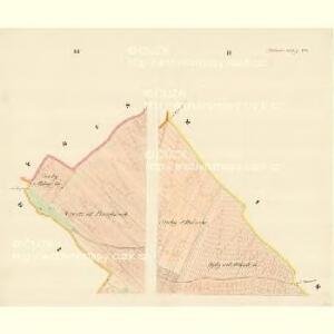Neudorf (Nowawes) - m1863-1-002 - Kaiserpflichtexemplar der Landkarten des stabilen Katasters