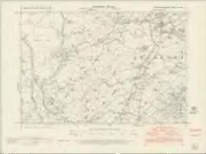 Caernarvonshire XV.SE - OS Six-Inch Map