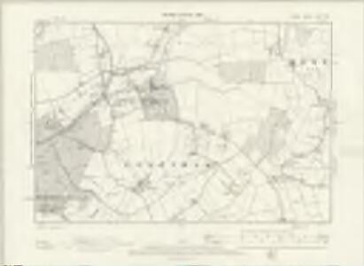 Essex XXIII.NW - OS Six-Inch Map