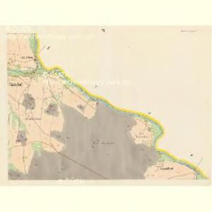 Batzdorf (Bartossowice) - c0070-1-005 - Kaiserpflichtexemplar der Landkarten des stabilen Katasters