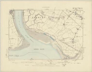 Suffolk LXXXIX.NW - OS Six-Inch Map