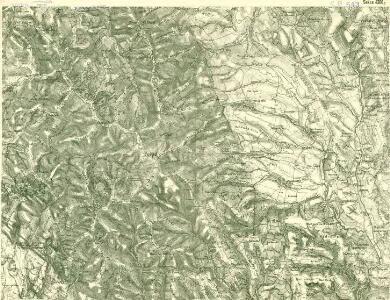 III. vojenské mapování 4366/2
