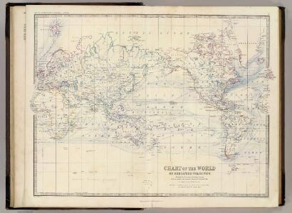 World Mercators proj.