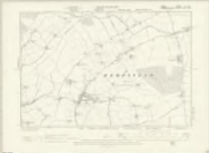 Essex X.NW - OS Six-Inch Map