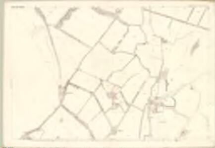 Peebles, Sheet VIII.6 (Newlands) - OS 25 Inch map