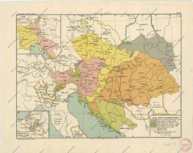 Vývoj državy rakousko - uherské