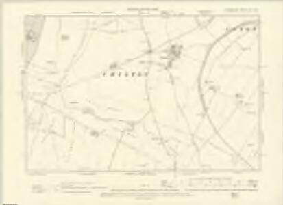 Berkshire XXI.NW - OS Six-Inch Map