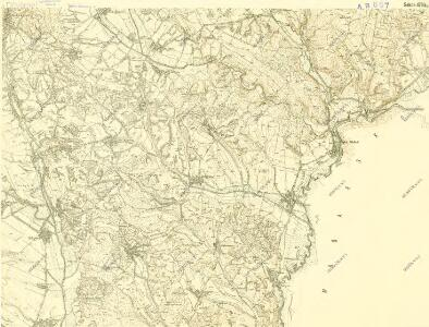 III. vojenské mapování 4763/1
