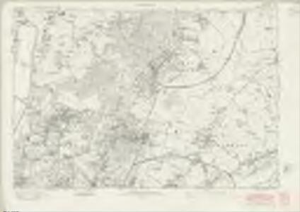 London Sheet D - OS Six-Inch Map