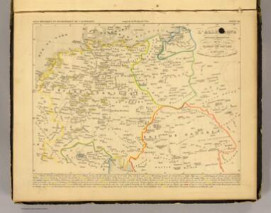 L'Allemagne 1137 a 1273.