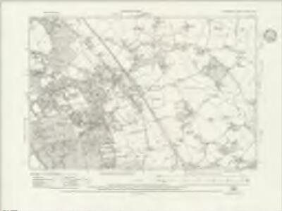 Lancashire CXIV.NW - OS Six-Inch Map