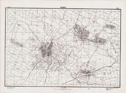 Lambert-Cholesky sheet 2741 (Pleniţa)