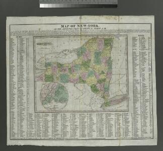 Map of New-York: on the improved plan of Sidney E. Morse; N. & S.S Jocelyn, sc.