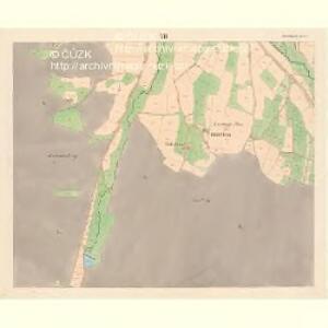 Prachatitz (Prachatice) - c6076-1-007 - Kaiserpflichtexemplar der Landkarten des stabilen Katasters