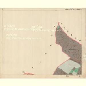 Zlabings - m2780-1-001 - Kaiserpflichtexemplar der Landkarten des stabilen Katasters