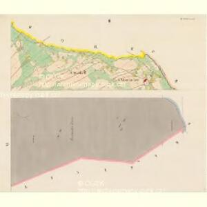 Kronstadt (Kunstat) - c5510-2-001 - Kaiserpflichtexemplar der Landkarten des stabilen Katasters
