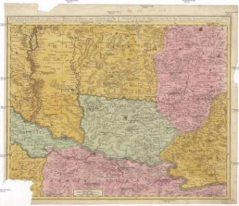 Carte accurate d'Hongrie, ou se fait voir le theatre de la guerre, aux environs les pays de Belgrade, Temisvar, etc
