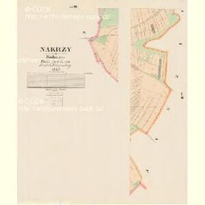 Nakrzy - c4956-1-004 - Kaiserpflichtexemplar der Landkarten des stabilen Katasters