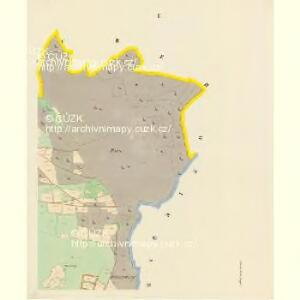 Asch - c0034-1-002 - Kaiserpflichtexemplar der Landkarten des stabilen Katasters