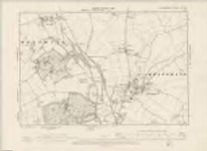 Hertfordshire XIV.SW - OS Six-Inch Map