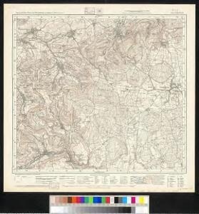 Meßtischblatt [7225] : Heubach, 1928