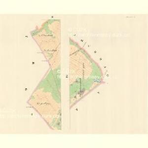 Willimetsch - m0842-1-002 - Kaiserpflichtexemplar der Landkarten des stabilen Katasters