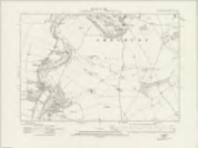 Wiltshire LX.NE - OS Six-Inch Map