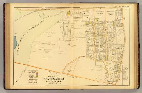 25. Ward 23 West Roxbury.