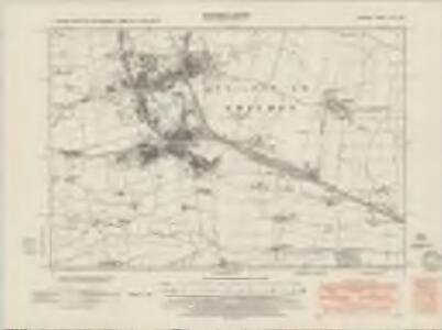 Durham XLII.SE - OS Six-Inch Map