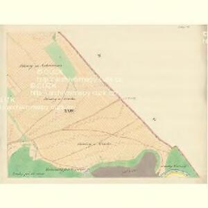 Göding (Hodonin) - m0741-1-022 - Kaiserpflichtexemplar der Landkarten des stabilen Katasters